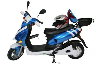 Moped - EMoto G3 Lithium | Scooters | Alien Scooters - Alien Scooters