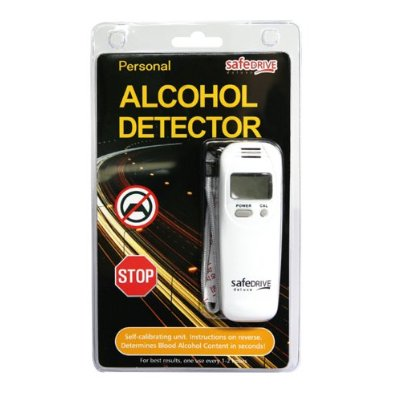 Breathalyzer on Safe Drive Deluxe Portable Breathalyzer Review